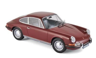 Porsche 911 T (1969) Norev 1:18