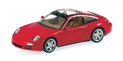 Porsche 911 Targa -997- (2006) Minichamps 1/43