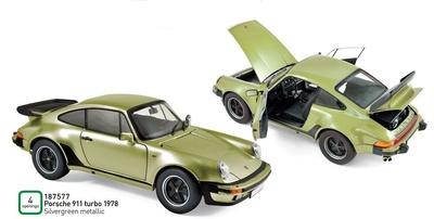 Porsche 911 Turbo (1978) Norev 1:18