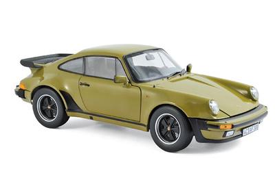Porsche 911 Turbo 3.3 (1977) Norev 1:18