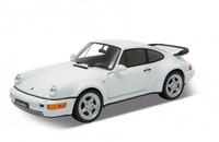 Porsche 911 Turbo -964- (1989) Welly 1:24