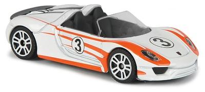 Porsche 918 Spyder Nº 3 (2013) Majorette 1/64