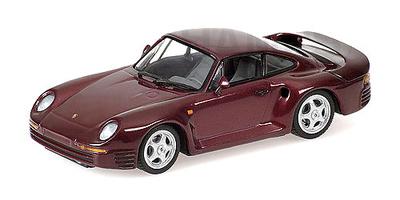 Porsche 959 (1987) Minichamps 1/43