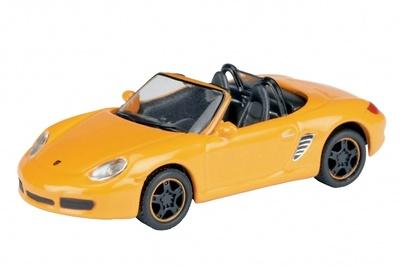 Porsche Booxster S (2005) Schuco 1/87