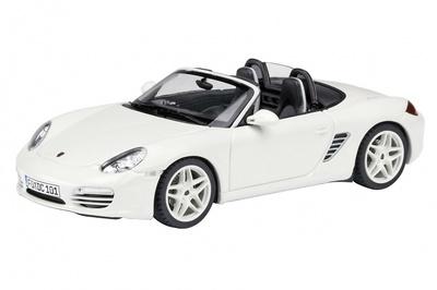 Porsche Boxster Serie II (2005) Schuco 450728700 1/43