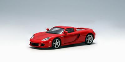 Porsche Carrera GT (2003) Autoart 1/64