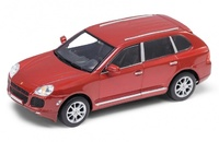 Porsche Cayenne Turbo (2002) Welly 1:24