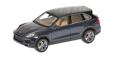 Porsche Cayenne Turbo (2010) Minichamps 1/43