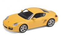 Porsche Cayman S (2006) Welly 1:24