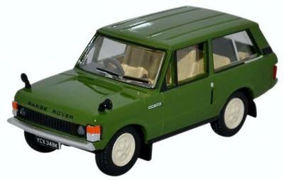 Range Rover Classic (1971) Oxford 1/76