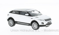 Range Rover Evoque Coupe (2011) White Box 1/43