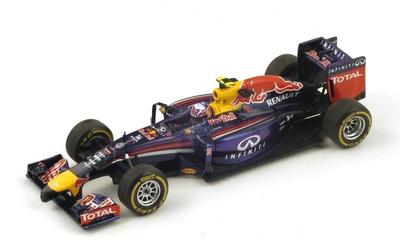 """Red Bull RB10 """"1º GP. Canadá"""" nº 3 Daniel Ricciardo (2014) Spark 1:43"""