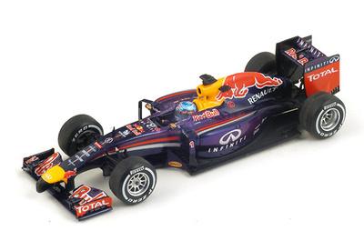 """Red Bull RB10 """"GP. Australia"""" nº 1 Sebastian Vettel (2014) Spark 1:43"""