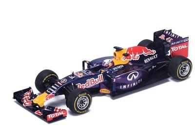 """Red Bull RB11 """"GP. Australia"""" nº 3 Daniel Ricciardo (2015) Spark 1:18"""