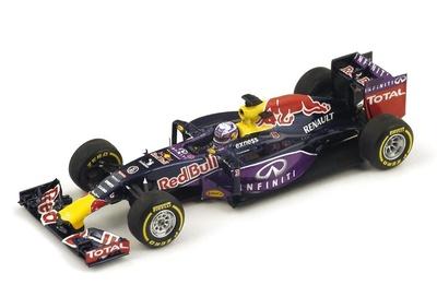 """Red Bull RB11 """"GP. Australia"""" nº 3 Daniel Ricciardo (2015) Spark 1:43"""