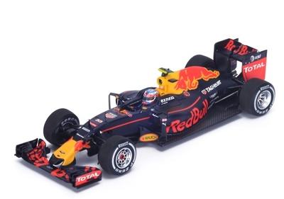 "Red Bull RB12 ""1º GP. España"" n°33 Max Verstappen (2016) Spark 1:43"