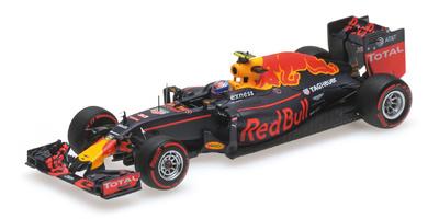 "Red Bull RB12 ""GP. Alemania"" nº 33 Max Verstappen (2016) Minichamps 1:43"