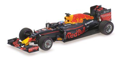"Red Bull RB12 ""GP. Mónaco"" Daniel Ricciardo (2016) Minichamps 1:43"