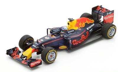 "Red Bull RB12 ""GP. Malasia"" nº 3 Daniel Ricciardo (2016) Spark 1/43"