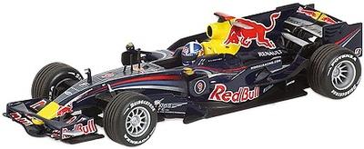 Red Bull RB4 nº 9 David Coulthard (2008) Minichamps 1/43