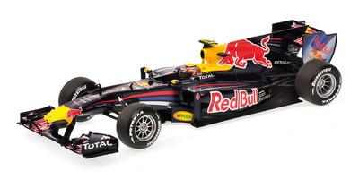 Red Bull RB6 nº 6 Mark Webber (2010) Minichamps 1/18