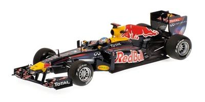 "Red Bull RB7 ""GP. Turquía"" nº 1 Sebastian Vettel (2011) Minichamps 1/43"
