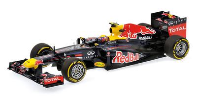 Red Bull RB8 nº 2 Mark Webber (2012) Minichamps 1:18