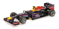 "Red Bull RB9 ""GP. India"" nº 1 Sebastian Vettel (2013) Minichamps 1:18"