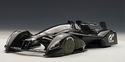 Red Bull X2010 Prototipo fibra de carbono (2010) Autoart 1/18
