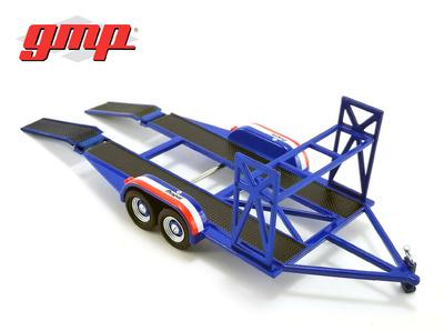 Remolque porta-coches con rampas MOPAR GMP 1/43