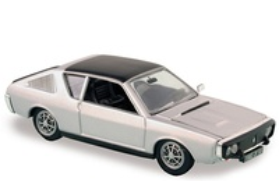 Renault 17 TS (1974) Norev 1/43