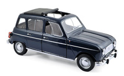 Renault 4 (1965) Norev 1:18
