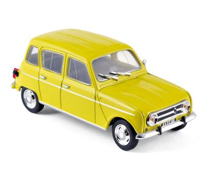 Renault 4 (1970) Norev 1:43