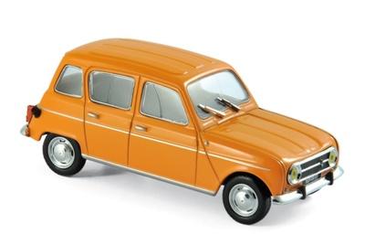 Renault 4 (1974) Norev 1:43
