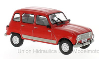 Renault 4 Clan (1978) White Box 1/43