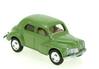 Renault 4CV (1950) Norev 1/64 (1/54)