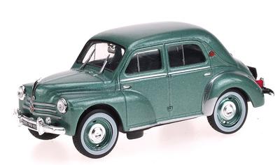 Renault 4CV (1954) RBA Entrega 26 1/43