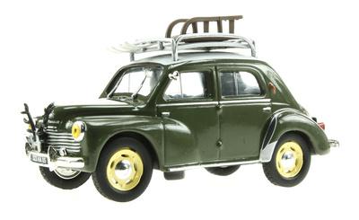 """Renault 4CV """"Deportes de Invierno"""" (1960) Eligor 1/43"""