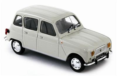 Renault 4L (1962) Norev 1/43 (descatalogado)