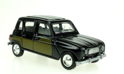 """Renault 4L """"La Parisien"""" (1965) Norev 1/64 (1/51)"""