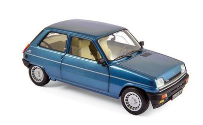 Renault 5 Alpine (1981) Norev 1:18