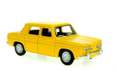 Renault 8 Gordini (1973) Norev 1/64 (155)