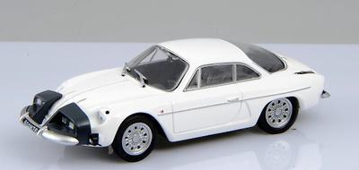"Renault Alpine A110 ""Prueba faros A310"" (1978) Eligor 1/43"