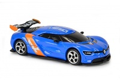 Renault Alpine ZAR (2012) Majorette 1/64