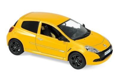 Renault Clio RS (2009) Norev 1:43
