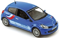 "Renault Clio RS ""Police"" Serie 3 (2007) Norev 1/43"
