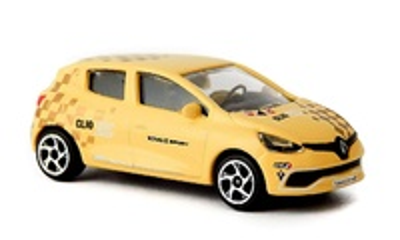 Renault Clio Sport (2015) Majorette 1/64