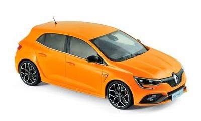 Renault Megane R.S. (2017) Norev 1:18