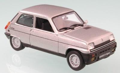 Renault R5 Alpine Turbo (1982) Norev 1/43 (descatalogado)