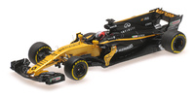 "Renault RS17 ""GP. Australia"" nº 27 Nico Hülkenberg  (2017) Minichamps 1:43"